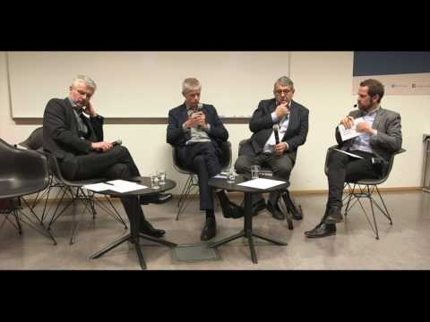 Panel Debate: From Guatemala to Norway: How independent are our own control institutions?