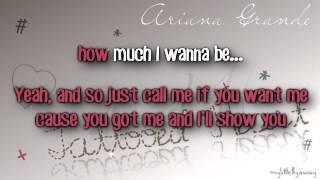 Ariana Grande - Tattooed Heart Karaoke/ Instrumental