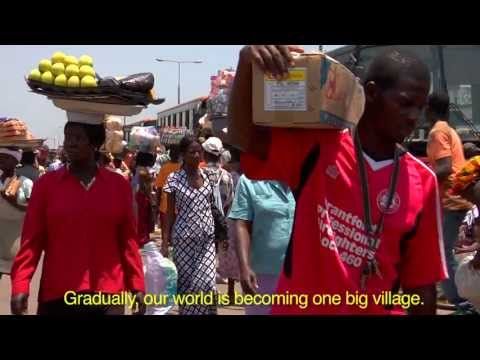 Global Nomads - Immigrating to Ghana Different Cultures Emerging Together