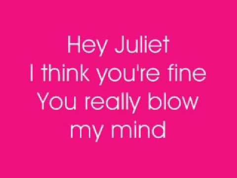 Hey Juliet - LMNT (with lyrics)