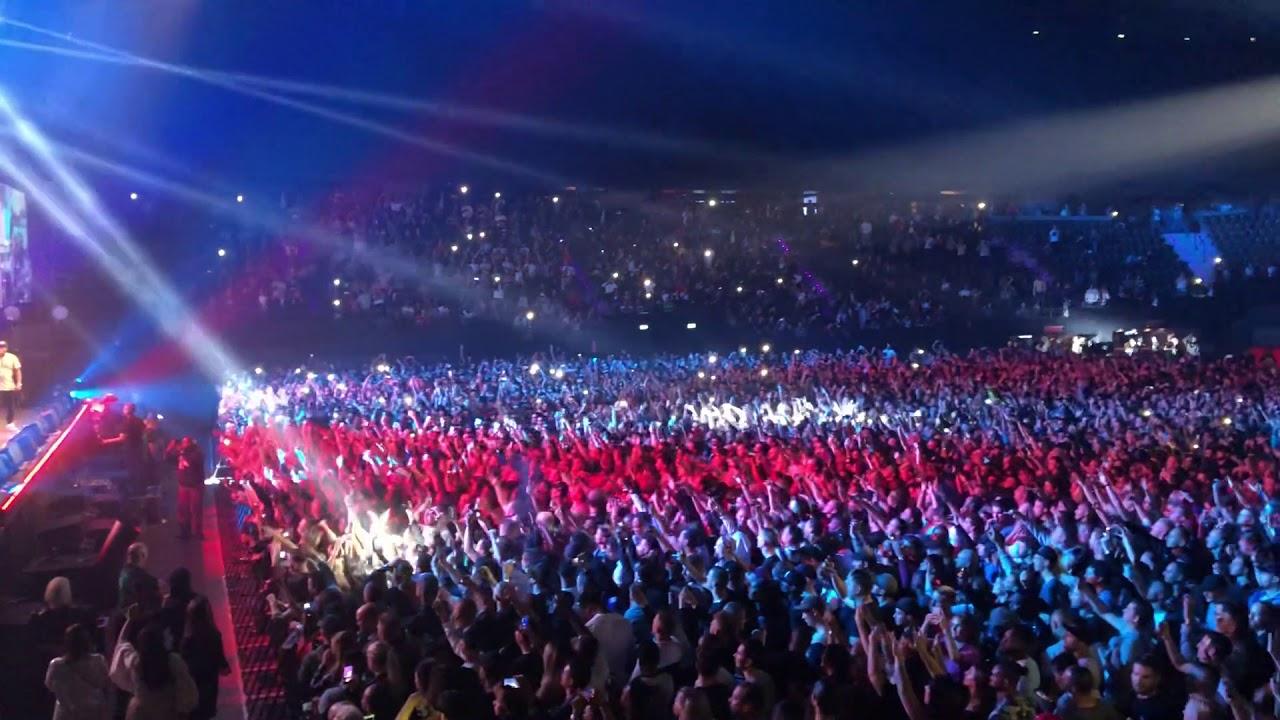 50 Cent - Just A Lil Bit / Candy Shop (Live @ Ahoy Rotterdam) (14-09-2018)