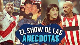 El show de las Anécdotas 3 | Las mejores anécdotas del fútbol argentino