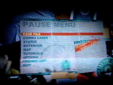 Dead rising 2 cheat codes main menu youtube.
