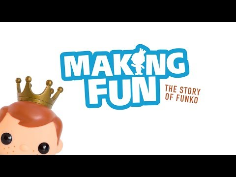 """Making Fun — The Story of Funko"" Official Documentary Trailer!"