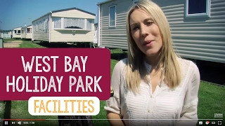 Facilities at West Bay Holiday Park