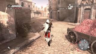 Assassin's Creed: Brotherhood. Синхронизация 100%. Контракт на убийство 7. Римский торговец.