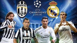 JUVENTUS vs REAL MADRID Semi-Final Champions League 05/05/2015 (PES 2015 PS4)