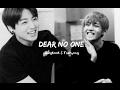 Jungkook Taehyung Dear No One Acoustic mp3