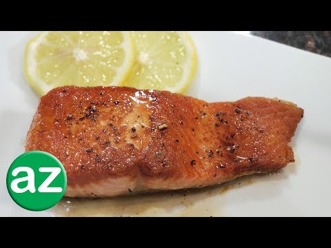 How to Cook Salmon in a Frying Pan