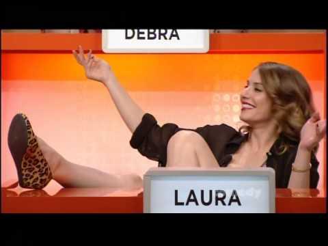 Laura Cilevitz on Match Game