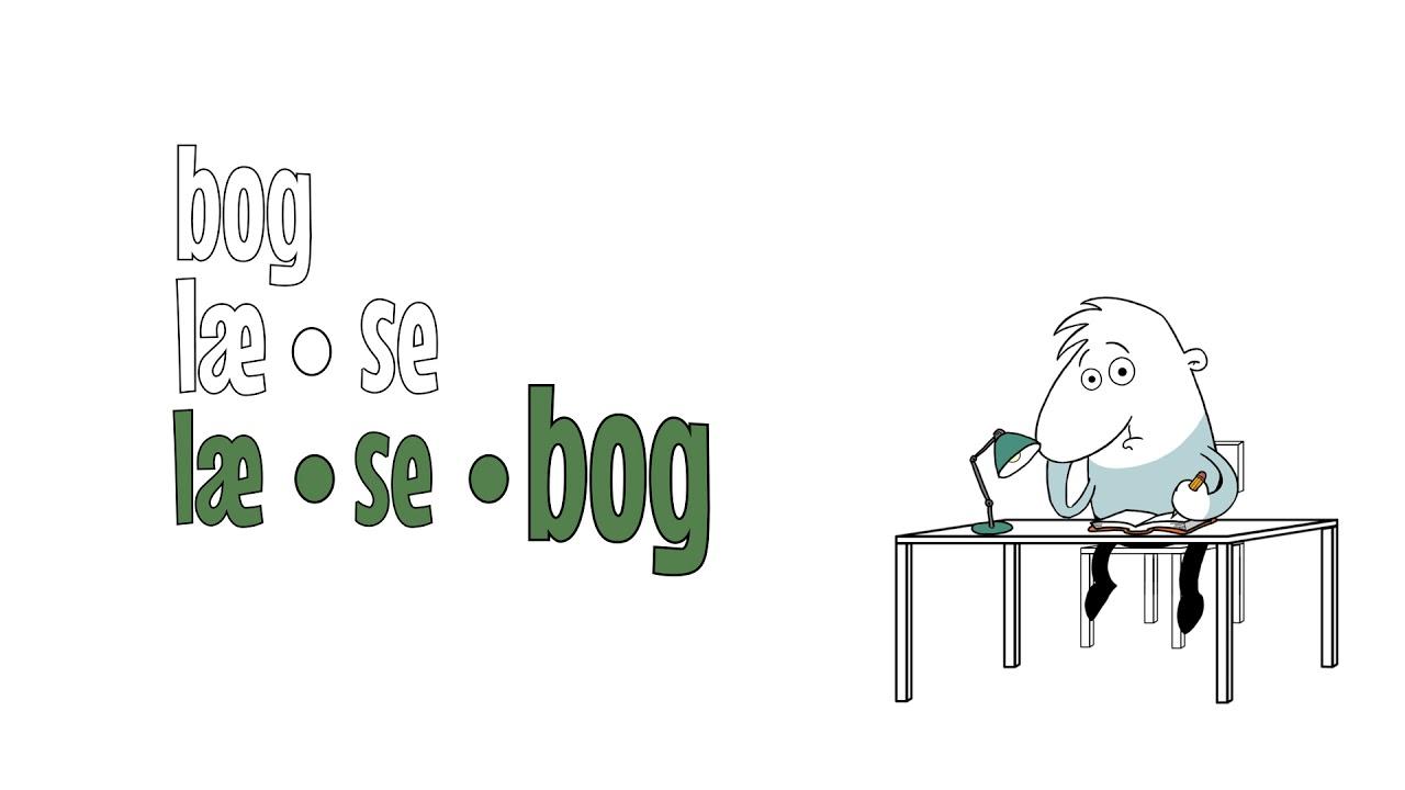 Grammatip.com - Dansk - Orddeling stavelser (3.-4. klasse)