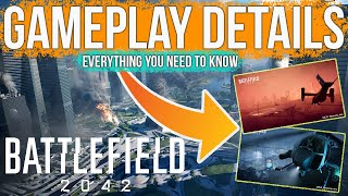 Battlefield 2042 Gameplay Reveal (What We Need To Know)