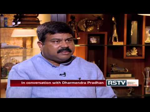 Dharmendra Pradhan in 'The Quest'