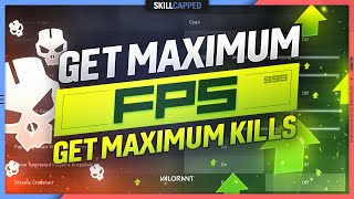 The ONLY FPS BΟOST GUIDE You'll EVER NEED, Increase FPS, REDUCE Input Lag, & More! - Valorant