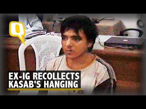 Kept an SMS Ready That Kasab Has Been Executed, Says Ex-IG Prisons | The Quint