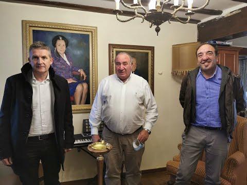 Entrevista a Carlos Gonzalo Rupérez, gerente de Soria Natural