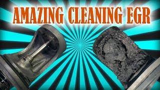 Jak wyczyścić EGR / Amazing cleaning EGR