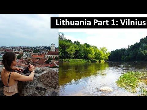 Lithuania Travel Part 1: Vilnius (Tea Channel's Inspiration Series)