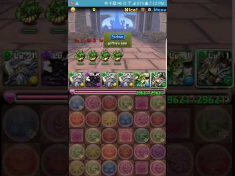 Linthia Descended! Mythical Plus - Zeus Dios/Awoken Liu Bei (P1 Farmable, Heart Skyfall)