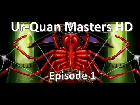 Ur-Quan Masters HD Ep 1: The New Alliance of Free Stars