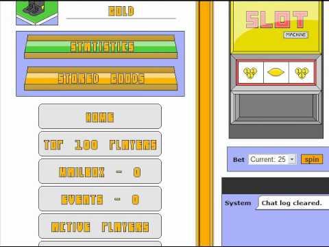 Money Merchants Empire browser based MMORPG Demo