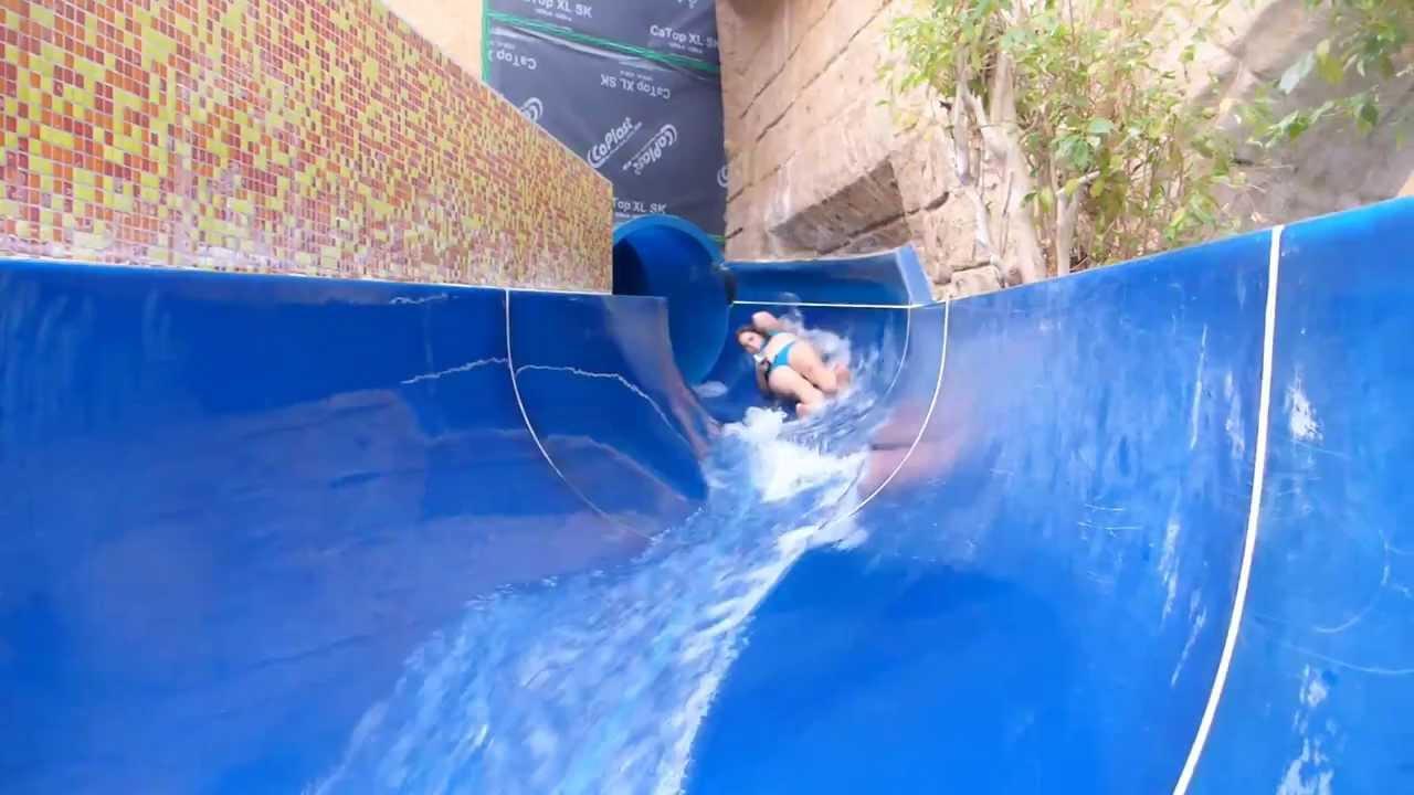 Atlantis Dorsten Offene Riesenrutsche Quot Blue Dolphin