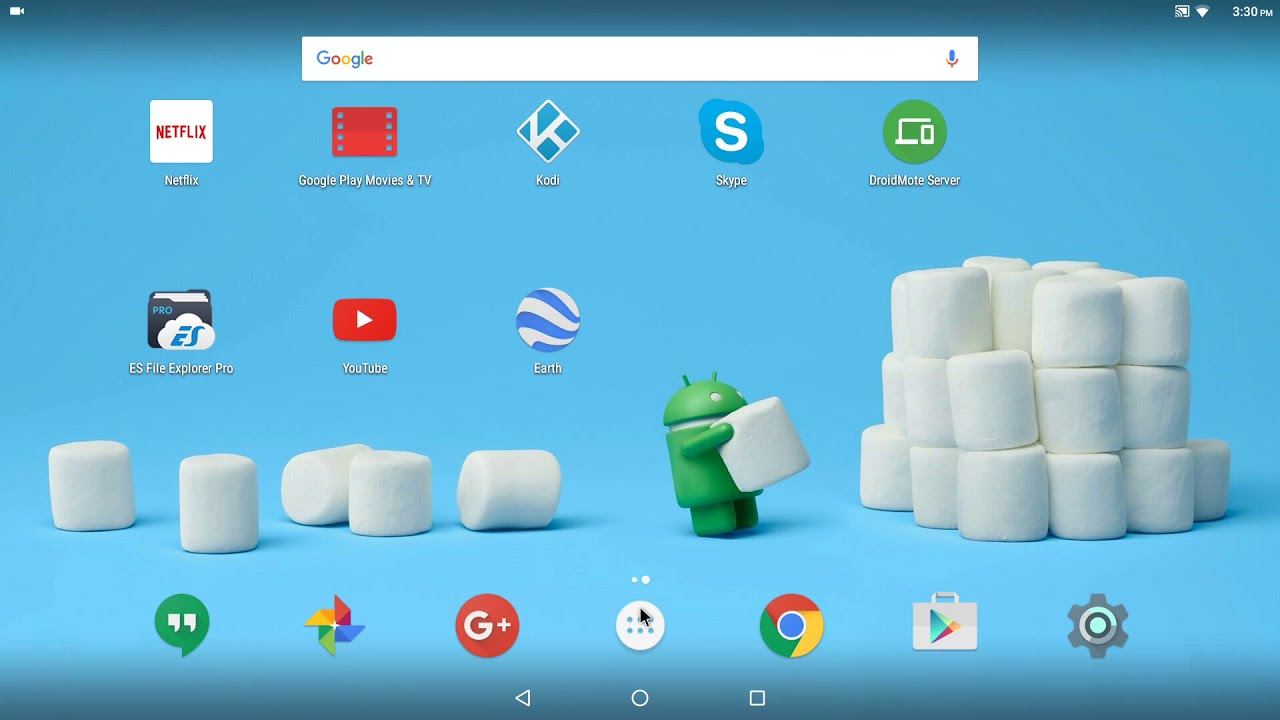 ROM][Full Android Marshmallow for Shield TV][v 1 5] - DroidMote