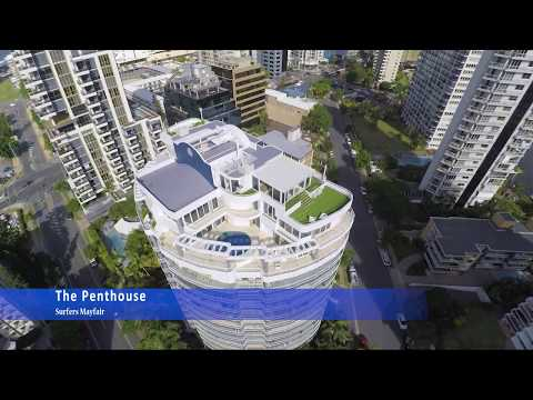 The Penthouse @ Surfers Mayfair 1 Min Video