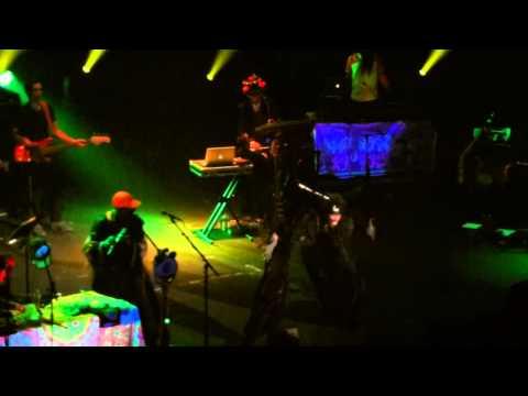 Shpongle [Live] 2011-10-29 - 'Periscopes of Consciousness' t05 - Fox Theatre - Oakland, CA, USA mp3