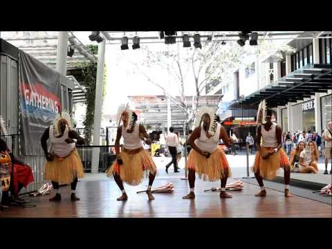 Wagga Torres Strait Islander Dance Group - Gathering 2015