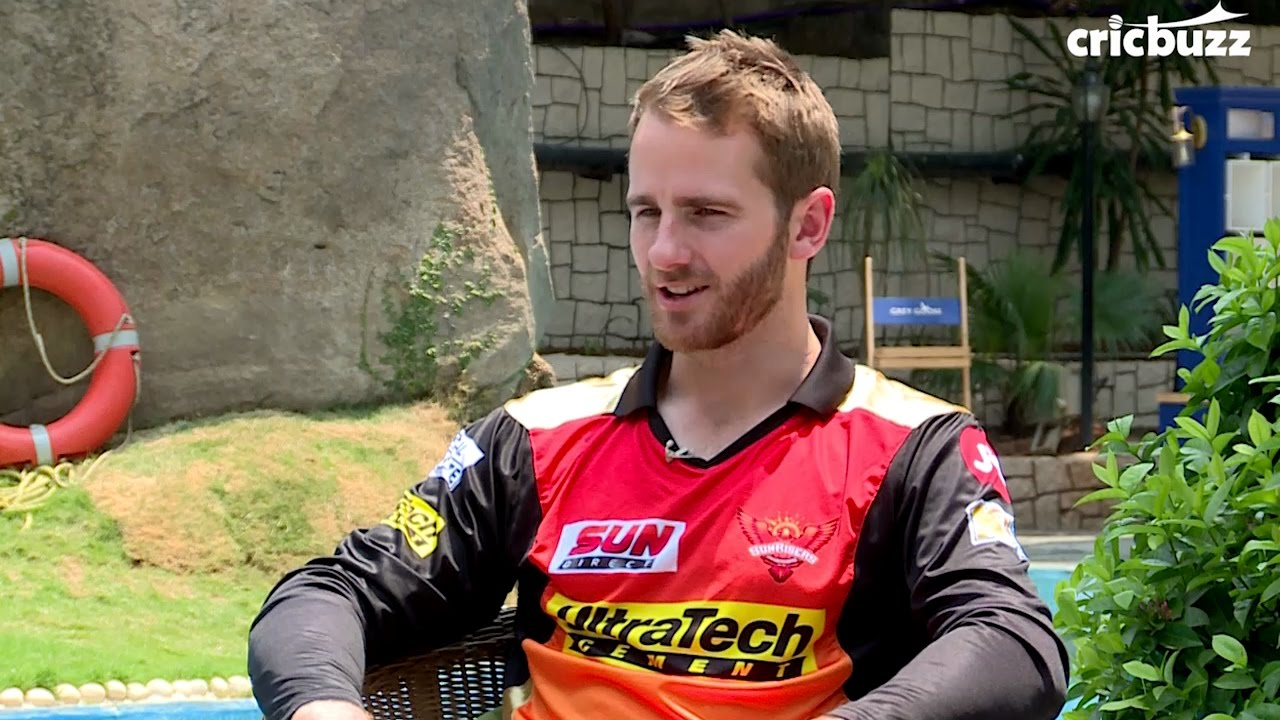 Ipl 2017 Kane Williamson Believes Talent In India Is Incredible
