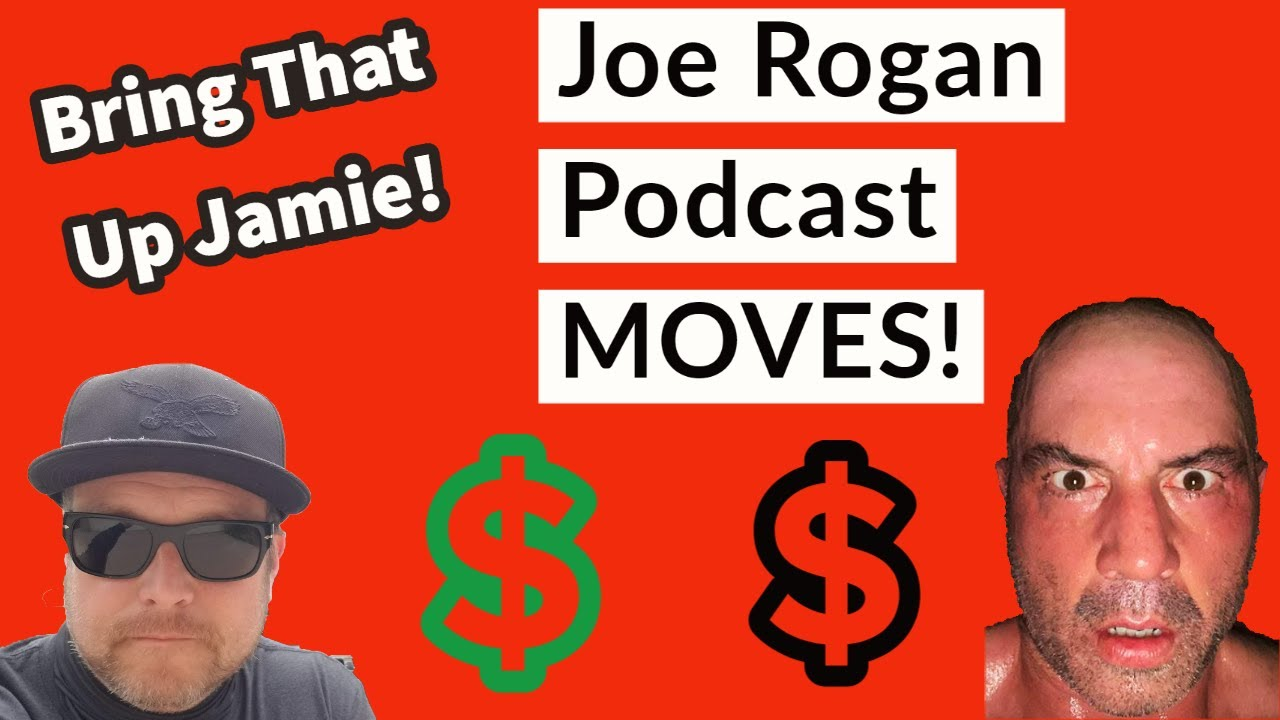 The New Howard Stern: Podcast Giant Joe Rogan Inks Exclusive ...