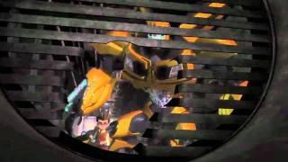"""""""Scrapheap"""" Clip - Transformers Prime"""