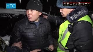 Участник перестрелки Дастан Бейшенкулов угрожал журналистам НТС в 2017 году