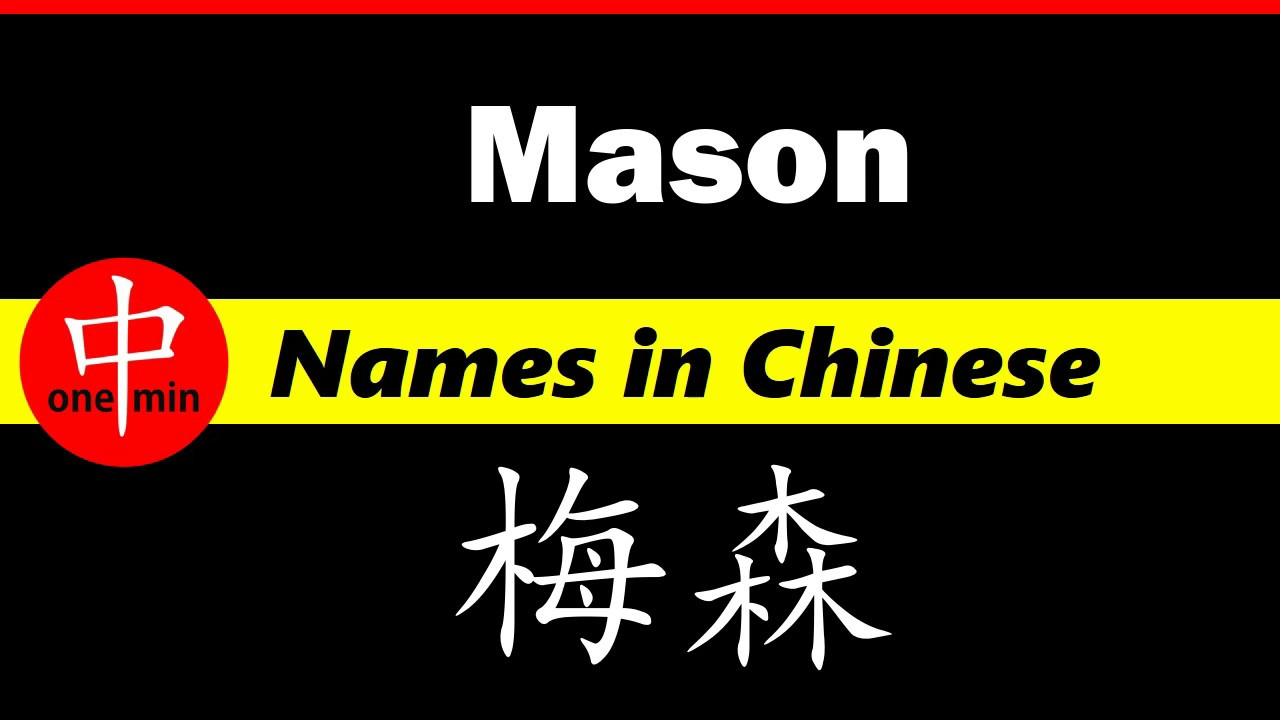 how to say write your name in chinese