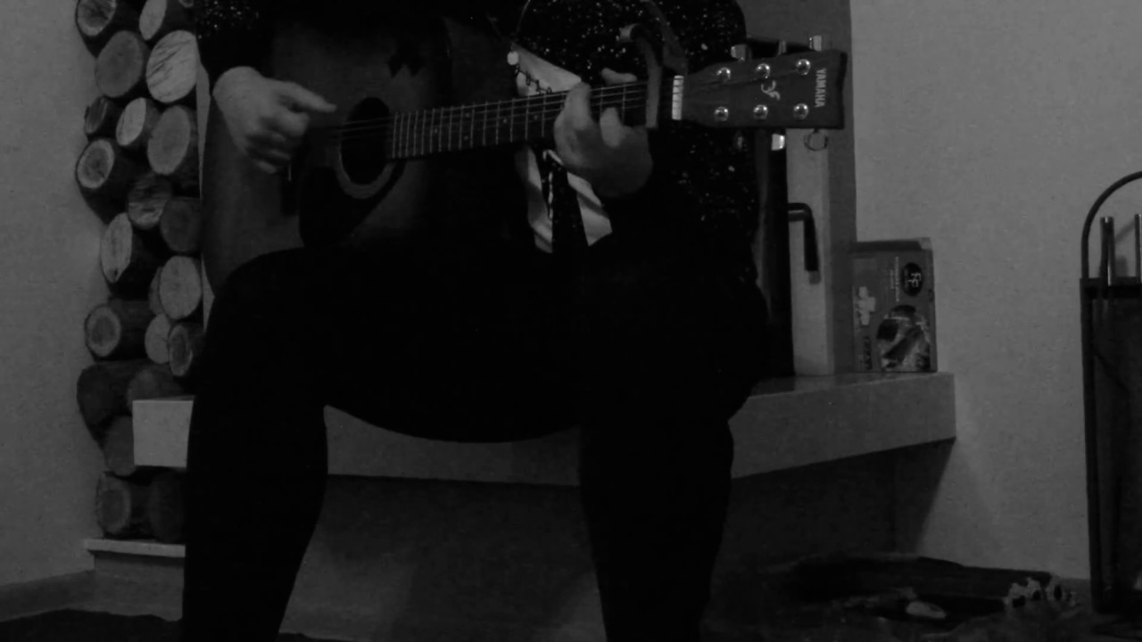 sia chandelier cover guitar - YouTube