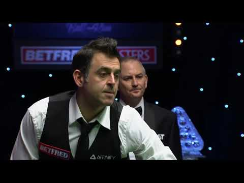 Ronnie O'Sullivan Wows Stephen Hendry