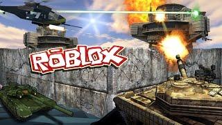 Roblox   Exército VS exército campo de batalha-assalto militar! (Exércitos modernos de Roblox)