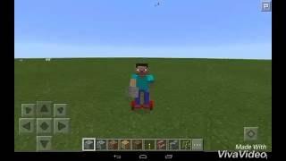 гироскутер в minecraftе хмммм...что-то новенькое моды на minecraft pe