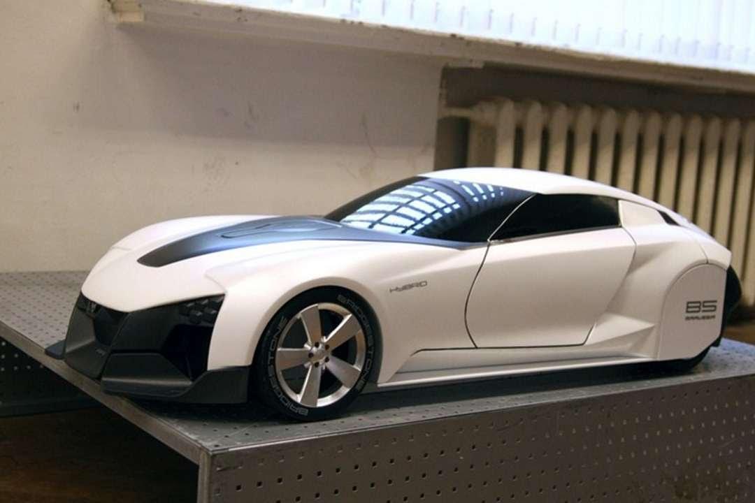 Superbe Marussia B5 Concept [RUSSIAN CARS] YouTube