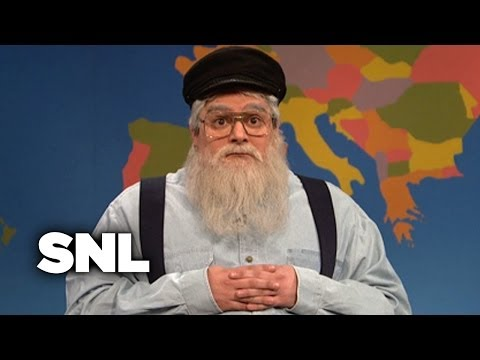 Weekend Update: George R.R. Martin - Saturday Night Live