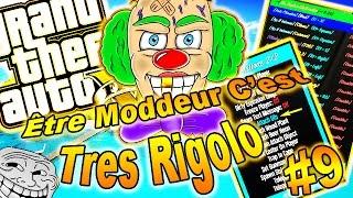 ÊTRE MODDEUR C'EST TRES RIGOLO #9 - EMPRISONNER DES JOUEURS SUR UNE ÎLE CHELOU - TROLL , FUN