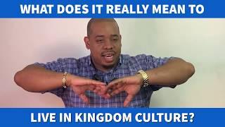 KINGDOM CULTURE VS  COLONIZER CULTURE MINI DOCUMENTARY