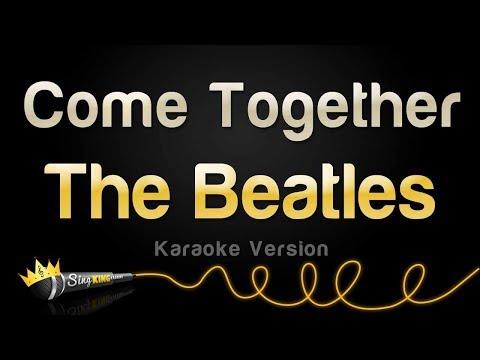 The Beatles - Come Together (Karaoke Version)