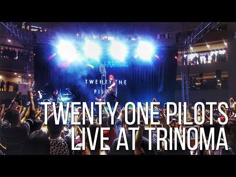 twenty one pilots Live at Trinoma Full Set