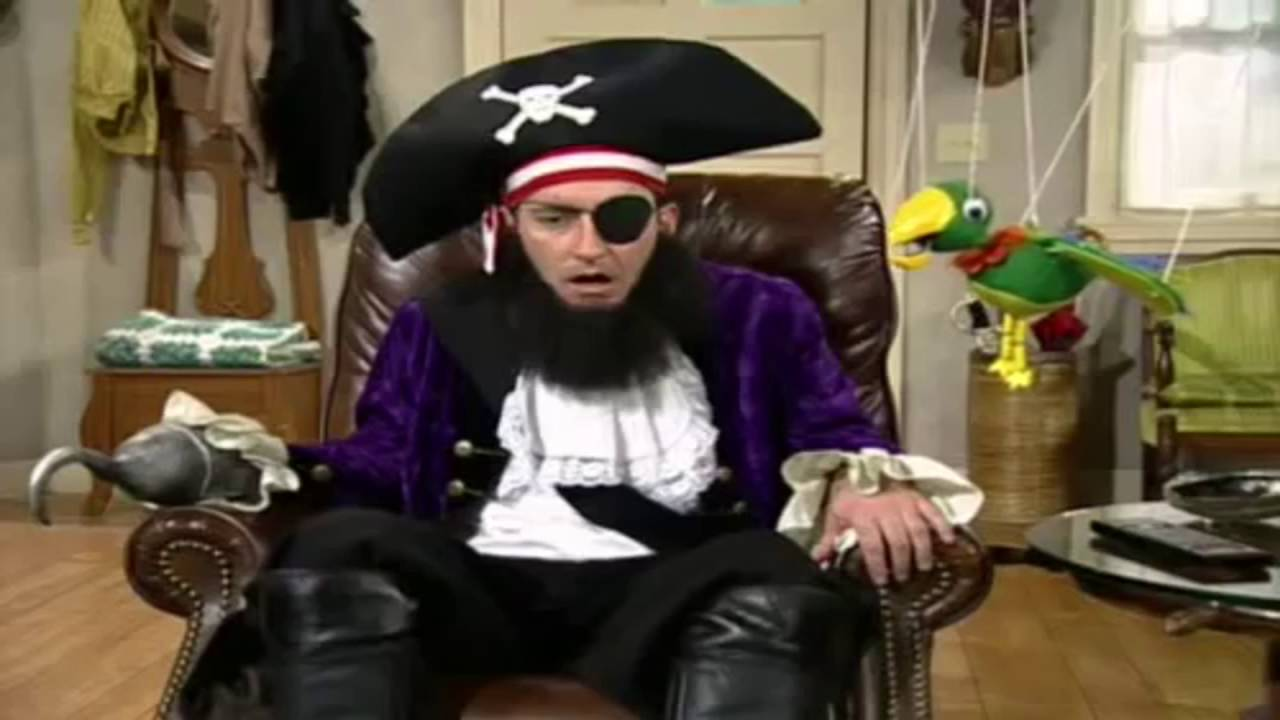 Patchy the Pirate - YouTube