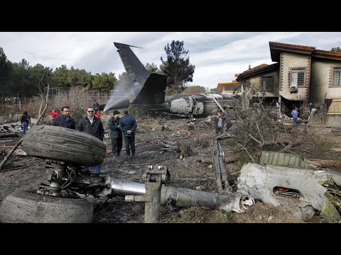 Military cargo plane crashes in Iran, killing 15
