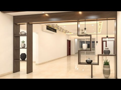 Top 100 rooom divider ideas 2021 Partition wall designs for modern living room interiors
