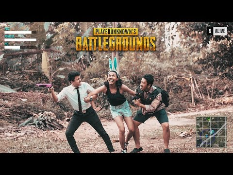 PUBG IN REAL LIFE #3  Finding Love In PUBG   May i see