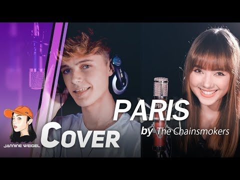 Thumbnail: The Chainsmokers - Paris cover by Jannine Weigel, Harvey